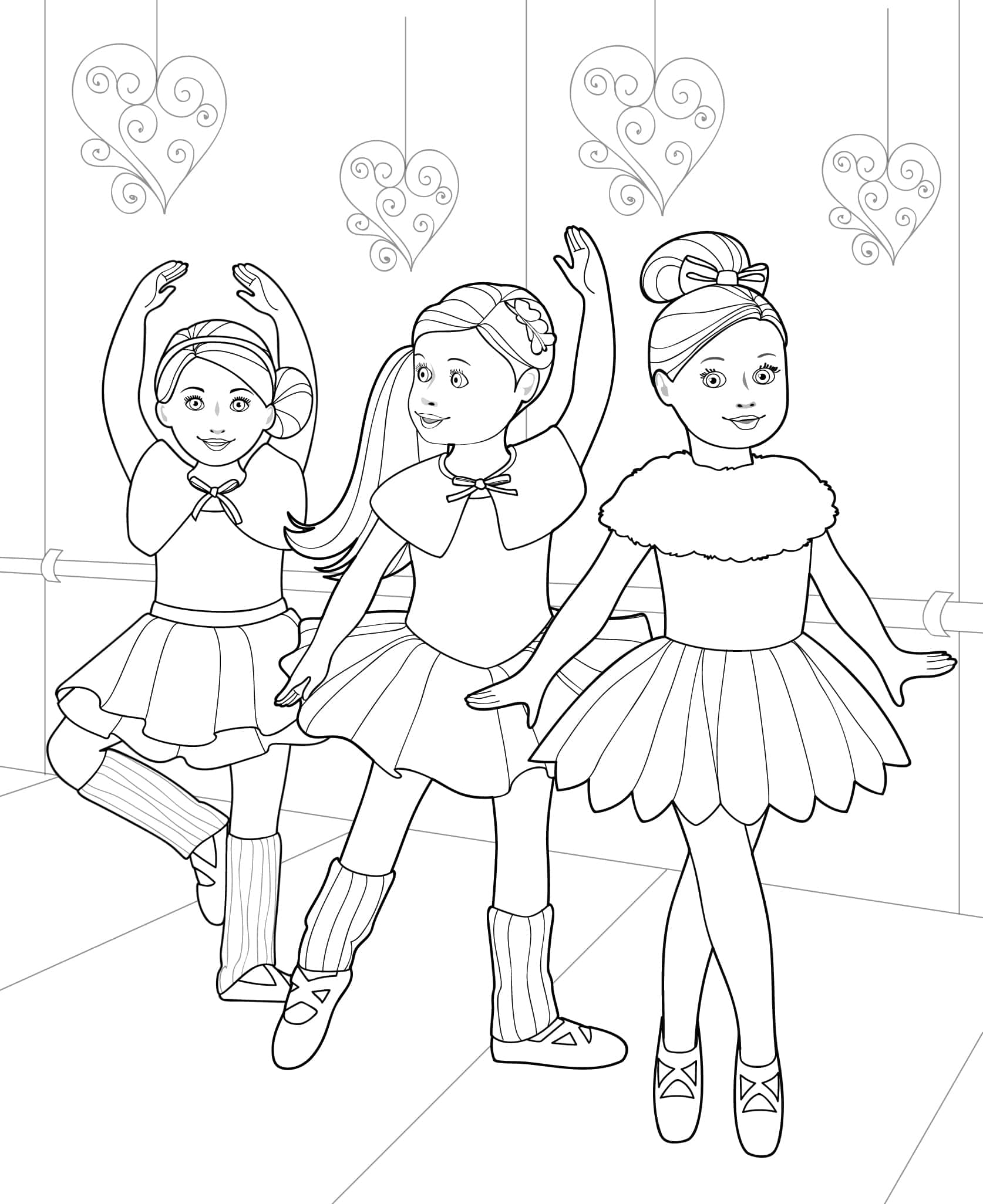 Doll Coloring Books | Our Generation
