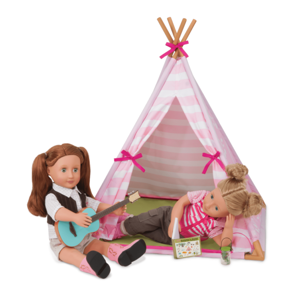 BD37209-Mini-Suite-Teepee-Single-02@3x  sc 1 st  Our Generation & Mini Suite Teepee - Our Generation Dolls