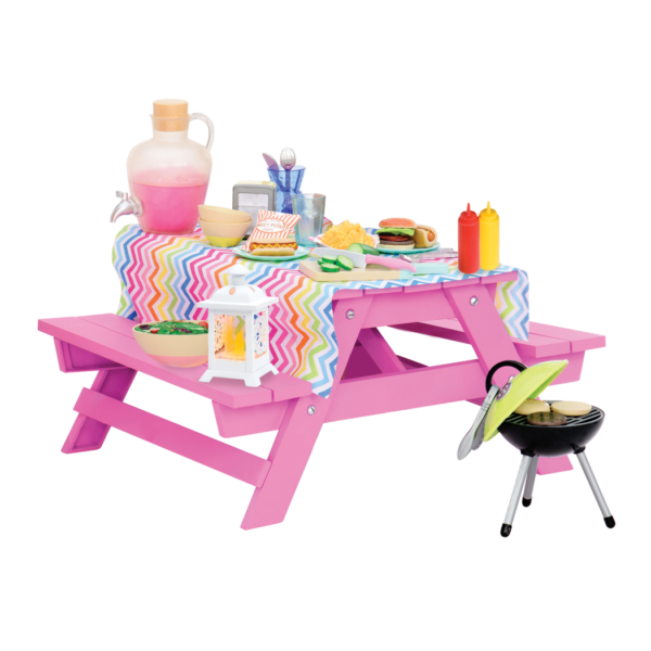 //.ogdolls.com/wp-content/uploads/BD37352-Picnic-Table-Set-Main@3x.png ...  sc 1 st  Our Generation : picnic table set - pezcame.com