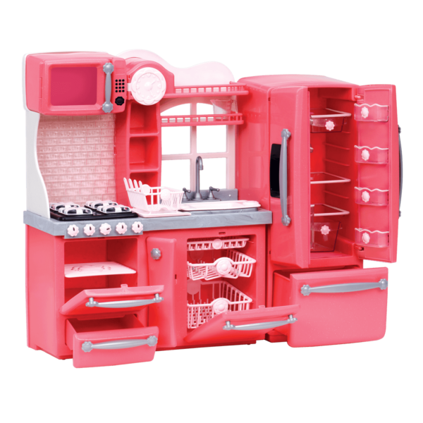 Our Generation Kitchen Set: Our Generation Dolls