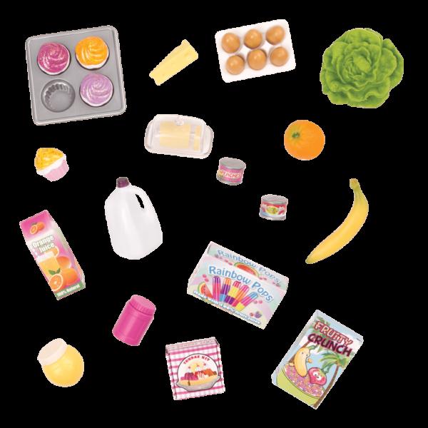 Gourmet Kitchen Set - Our Generation Dolls